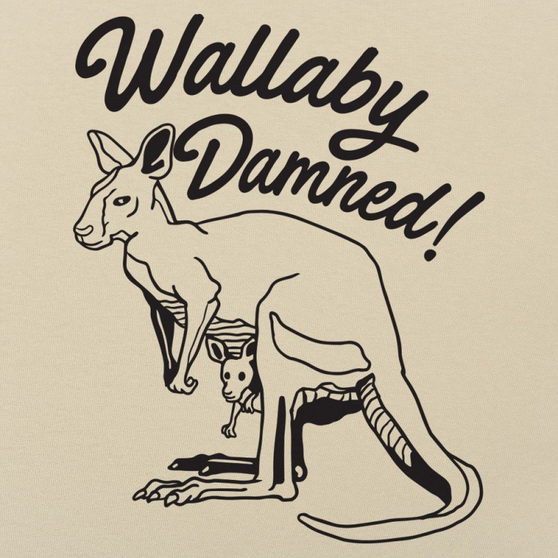 Wallaby Damned