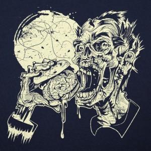 Zombie Brain Burger