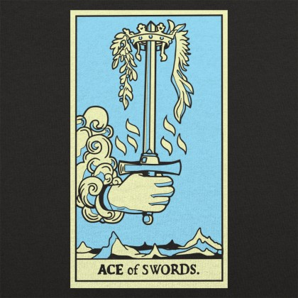 Tarot Ace Of Swords
