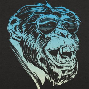 Shaded Ape