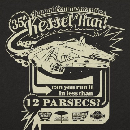 Kessel Run Commemorative