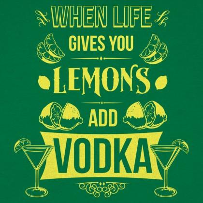 Life Lemons Vodka