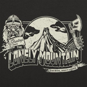 Lonely Mountain Greetings