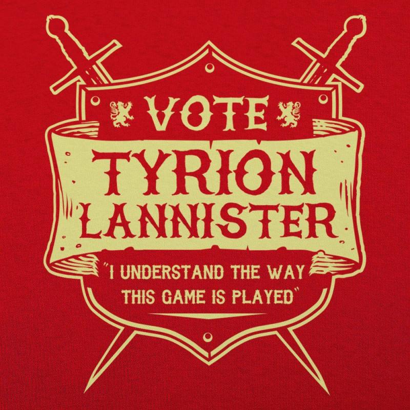 Vote Tyrion Lannister