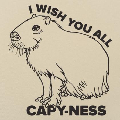 Capyness
