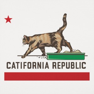 Catifornia Republic Graphic