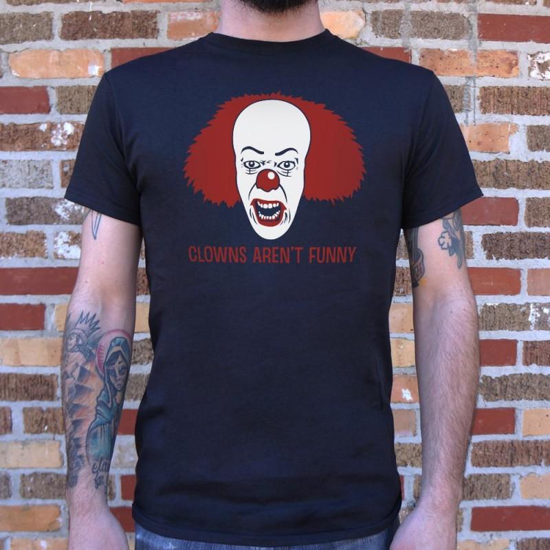 Clowns Aren't Funny