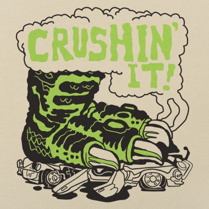 Crushin' It