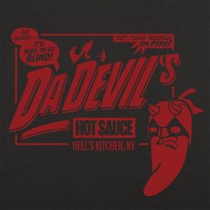 Da Devil's Hot Sauce
