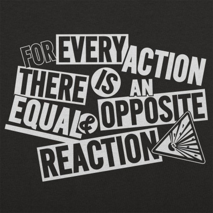The Vault - Equal Reaction