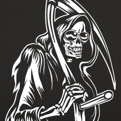 Grin of the Reaper