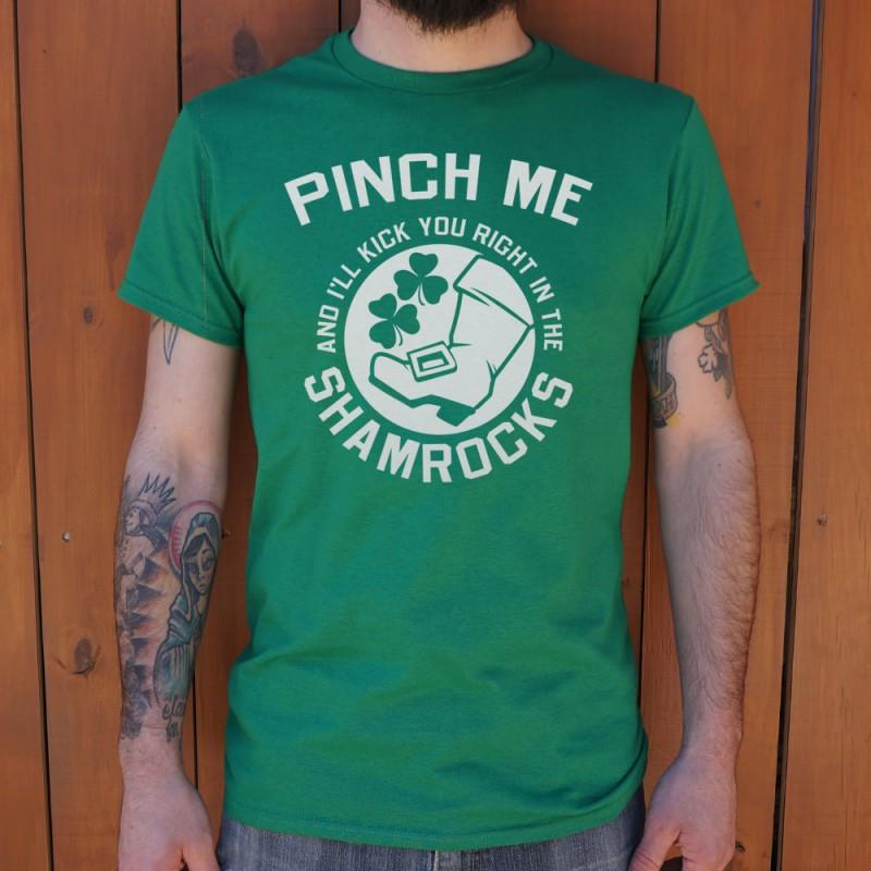 Pinch Me Shamrocks