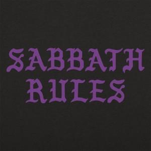 Sabbath Rules