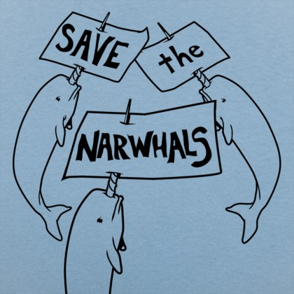 Save The Narwhals