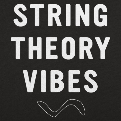 String Theory Vibes