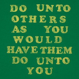 Vintage Golden Rule
