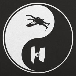 X Wing Tie Yang