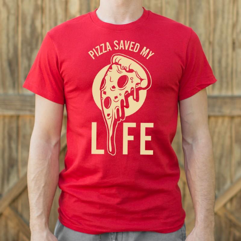 Pizza Saved My Life