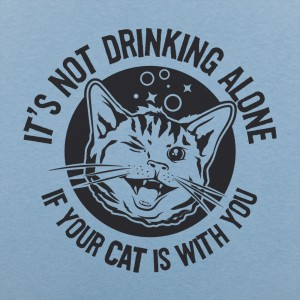 Drinking With Your Cat