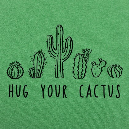 Hug Your Cactus