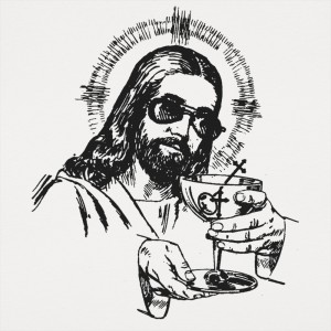 Jesus Sunglasses
