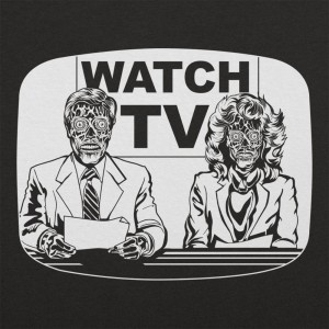 They Live On TV