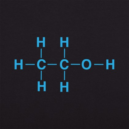 Amazing Alcohol Molecule