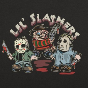 Lil Slashers Graphic