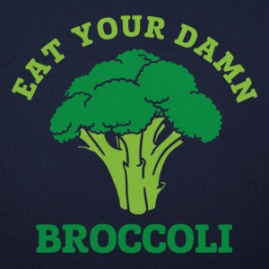 Eat Your Damn Broccoli