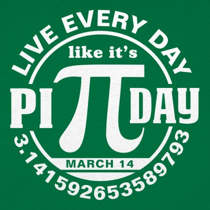 Every Day Is Pi Day