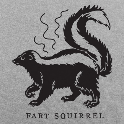 Fart Squirrel