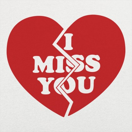 I Miss You Heart
