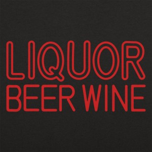 Liquor Beer Wine