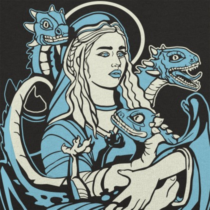 Mother And Dragons