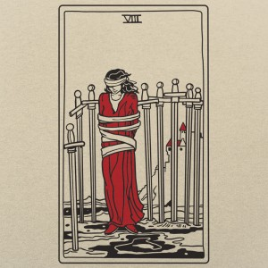 Tarot Eight Of Swords