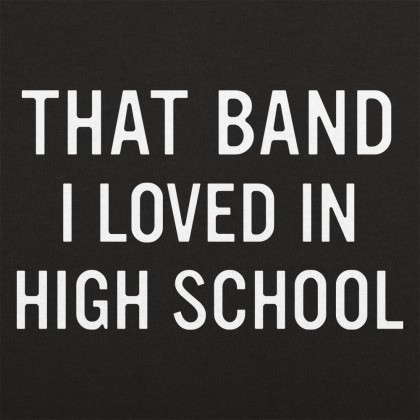 That Band I Loved