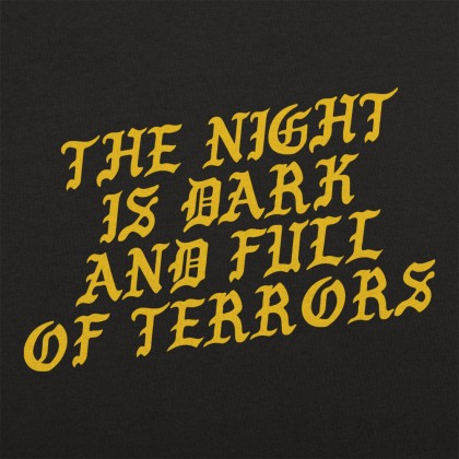 The Night Is Dark