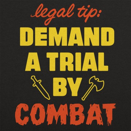 Trial By Combat