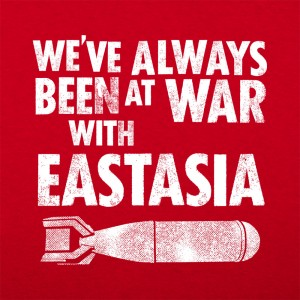War With Eastasia